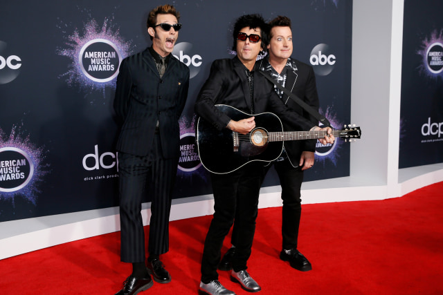 American Music Awards 2019,  Green Day