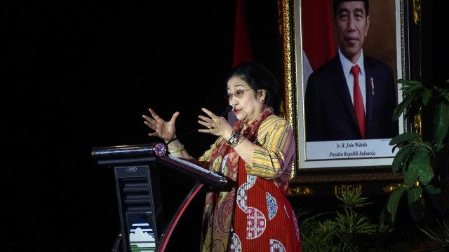 Penghargaan kepada Megawati Soekarnoputri, BMKG