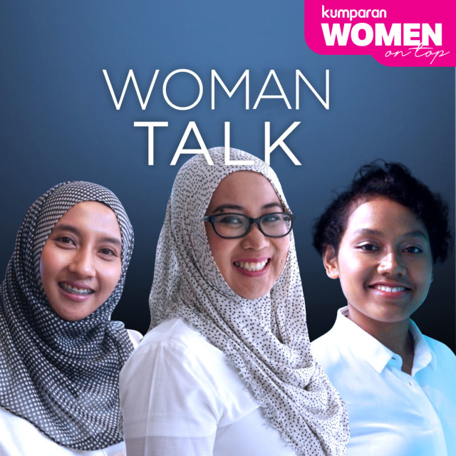 WOMEN ON TOP - Woman Talk