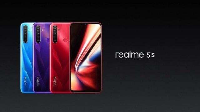 Realme 5s Hadir Di Indonesia, Dijual Harga Rp 2 Jutaan? (340693)