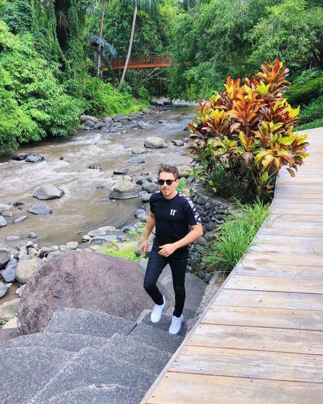 Foto: Keseruan Jorge Lorenzo Liburan di Bali (62883)