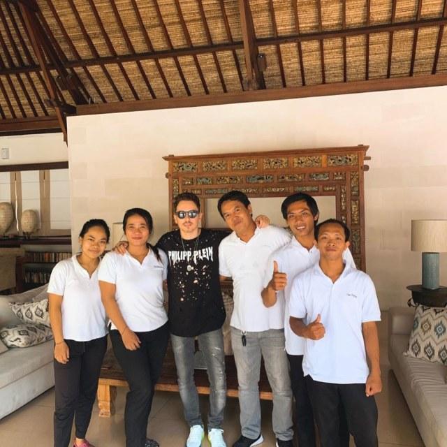 Foto: Keseruan Jorge Lorenzo Liburan di Bali (62880)
