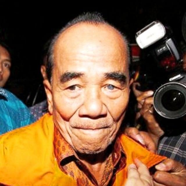 KPK Kaget Jokowi Beri Grasi ke Koruptor Annas Maamun (53083)