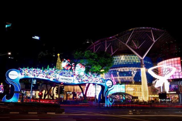 Rayakan Momen Seru Natal dan Akhir Tahun Hanya di Singapura (67414)