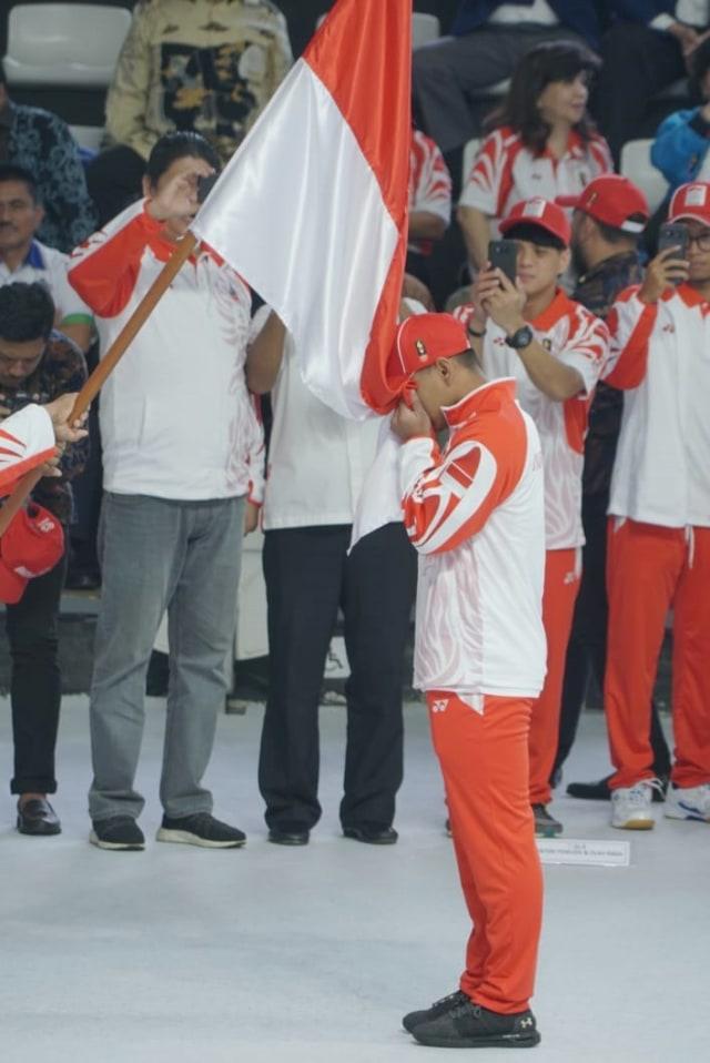 SEA Games 2019 Bermasalah, Menpora Minta Atlet Indonesia Tetap Fokus (162216)