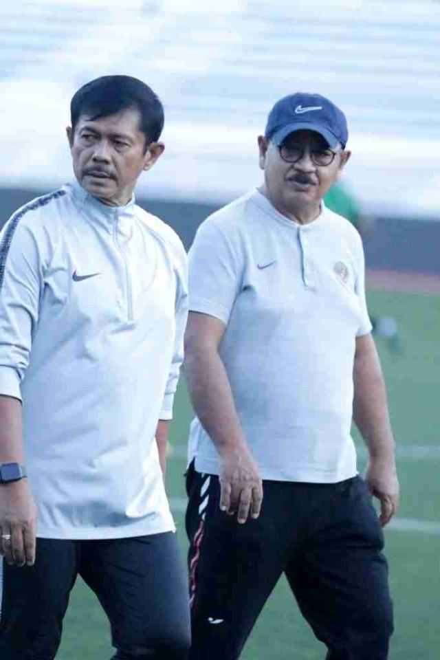 Indra Sjafri: Timnas U-23 Mengubah Grup Neraka Menjadi Grup Surga (85624)