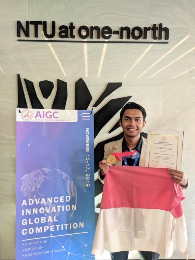 Aplikasi Kelola Sampah Bawa Mahasiswa Indonesia Berjaya di Mancanegara (317224)