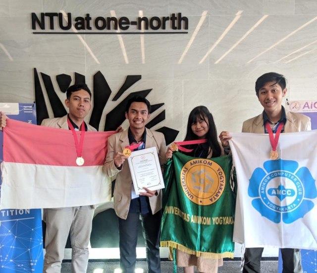 Aplikasi Kelola Sampah Bawa Mahasiswa Indonesia Berjaya di Mancanegara (317225)
