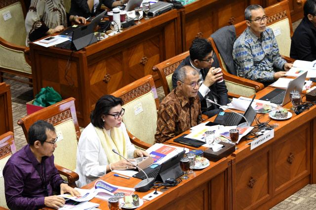 Pimpinan KPK Curhat ke Komisi III: Jangan Terlalu Sering Marahi Kami (120182)