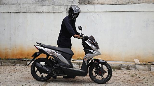 Ingat, Kunci Keyless Motor Tak Jamin Aman dari Maling, Catat Tips Ini! (1)