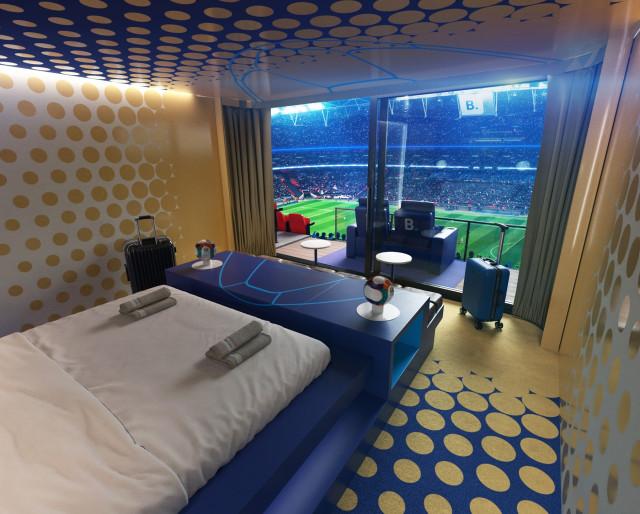 Stadium Suite di London