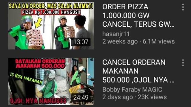 Kecaman Reza Arap ke YouTuber yang Prank Ojol Sampai Nangis (45141)