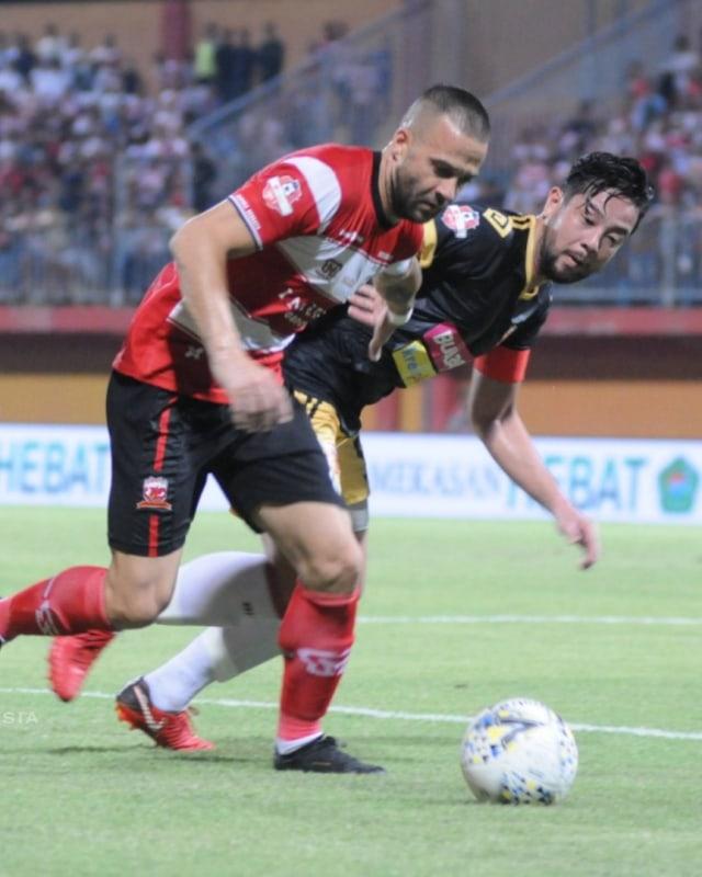 Badak Lampung FC vs Madura United (PTR)