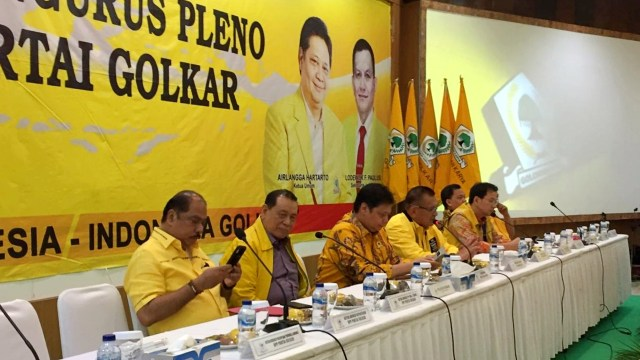 Kubu Airlangga soal Tudingan 3 Menteri Intervensi Munas Golkar: Ngawur (81072)