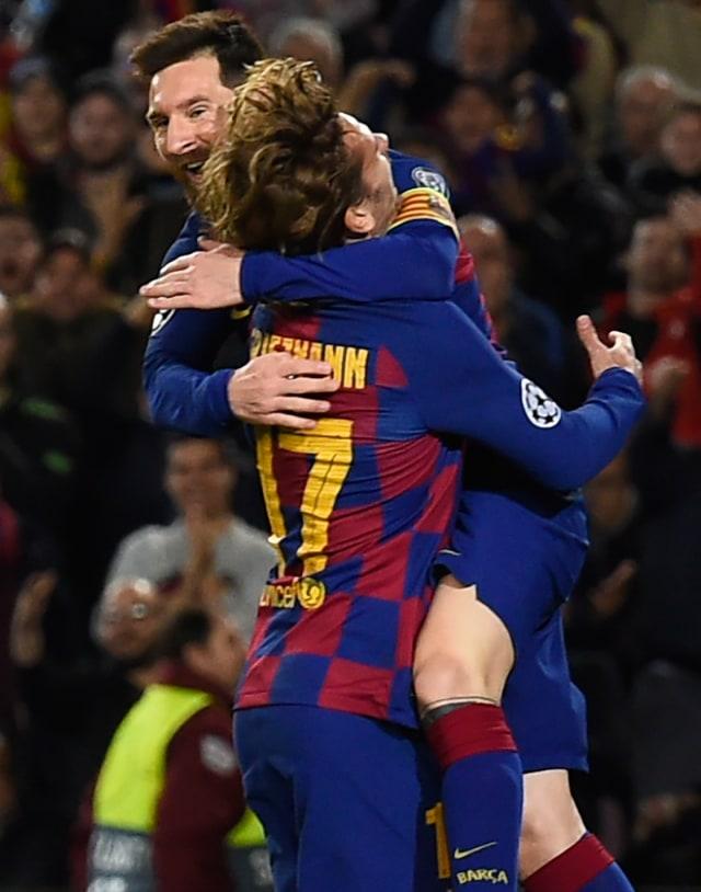 Rekor Spesial Messi di Laga Spesialnya Bersama Barcelona (125453)