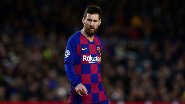 Rekor Spesial Messi di Laga Spesialnya Bersama Barcelona (125454)