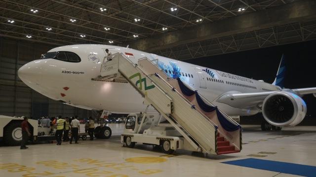 Posisi Direktur Teknik dan Operasi Garuda Harus Segera Diisi (265861)