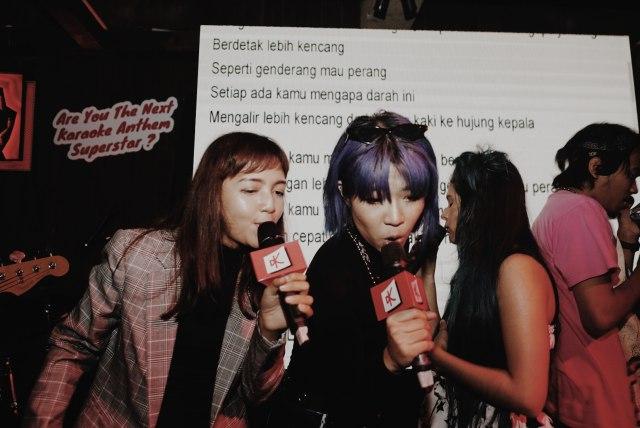 Foto: Ramengvrl sampai Aya Anjani Karaoke Bareng Gofar Hilman (14142)