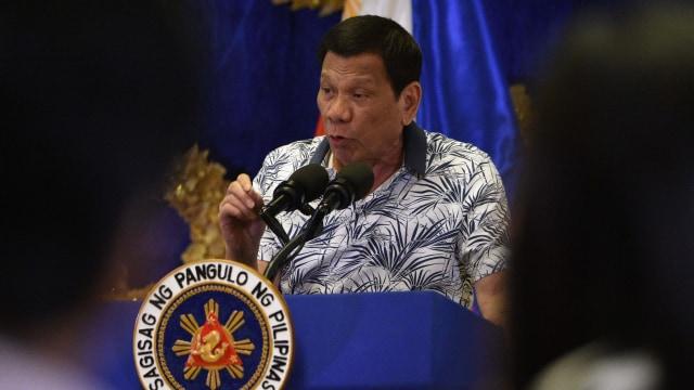 Amankan Vaksin Corona untuk Rakyat Filipina, Duterte Setuju Bayar Uang Muka (487370)