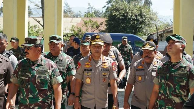 Polisi Sebut Warga Pendatang Sudah Banyak yang Kembali ke Wamena (38976)