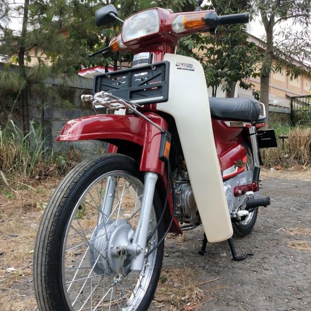 Honda Astrea Prima, Restorasi motor, motor bekas, otomotif