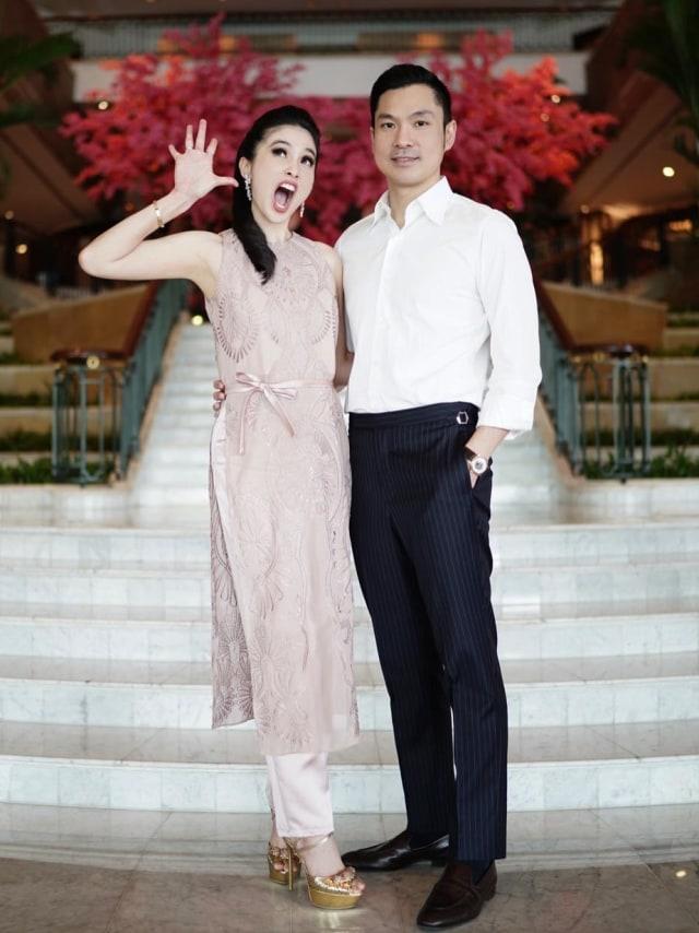 Cuma Sandra Dewi, Ditinggal ART karena Kasih THR Kebanyakan  (493983)
