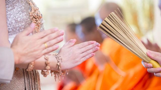 Lipsus, Sertifikasi Pranikah, pernikahan di agama Budha