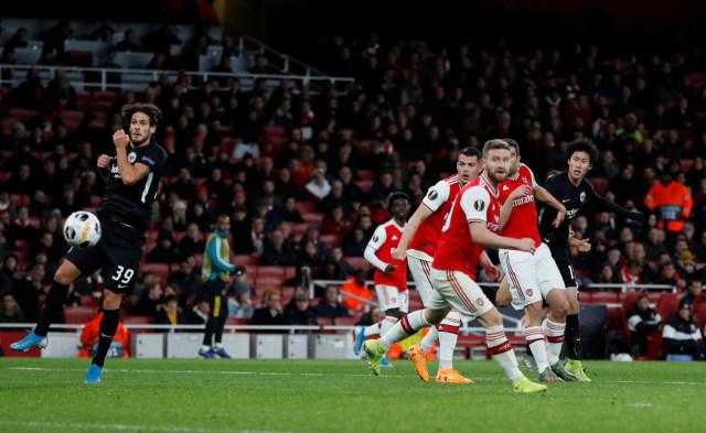 Arsenal, Eintracht