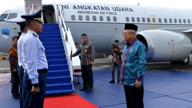 Wapres Ma'ruf Amin ke Bali