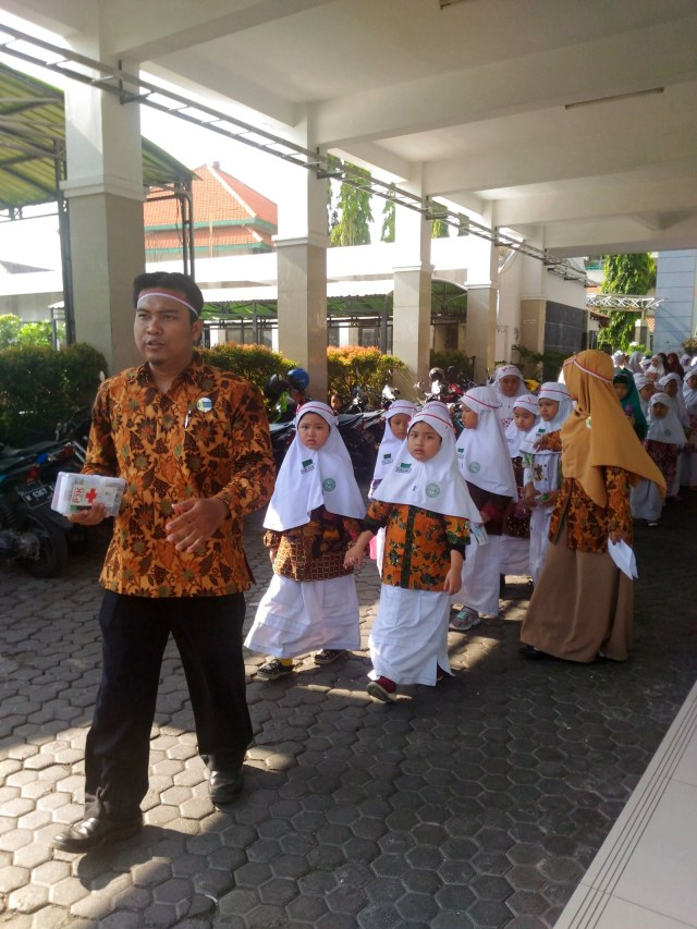 Daftar Sekolah Dasar Islam Terpadu Swasta Terakreditasi A di Bekasi (78459)