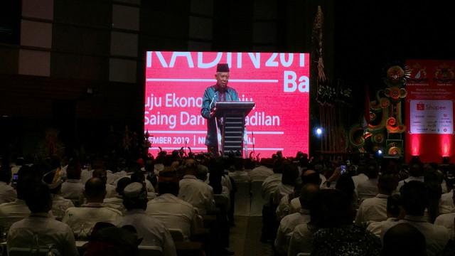 Wapres Ma'ruf Amin, rapimnas kadin di Bali