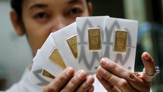 Pergerakan Harga Emas di Kala Pandemi hingga Tembus Rekor Rp 1 juta per Gram  (383831)