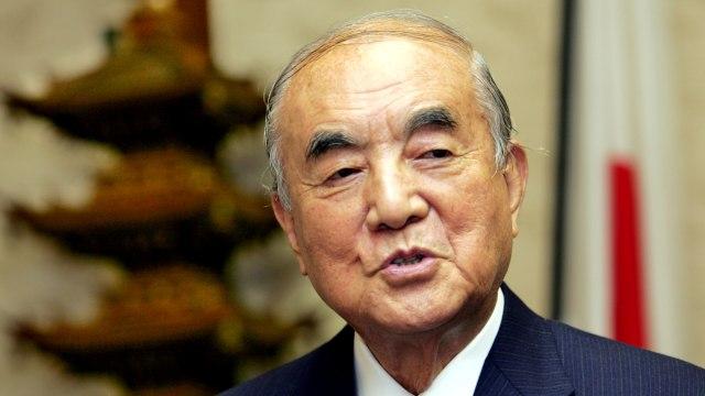 Eks Perdana Menteri Jepang, Yasuhiro Nakasone
