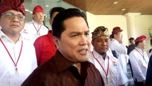 Menteri BUMN Erick Thohir di Bali