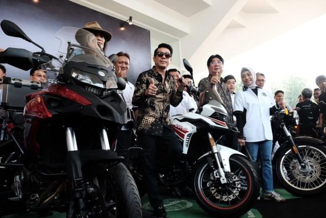 Pajak Moge Jadi Penyebab Benelli Belum Bangun Pabrik di Indonesia (32242)