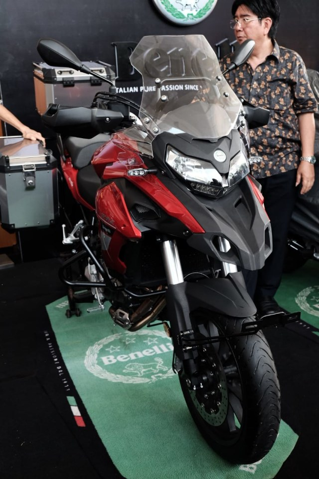 Inilah Harga 3 Motor Benelli yang Meluncur di IIMS MotoBike 2019 (74048)
