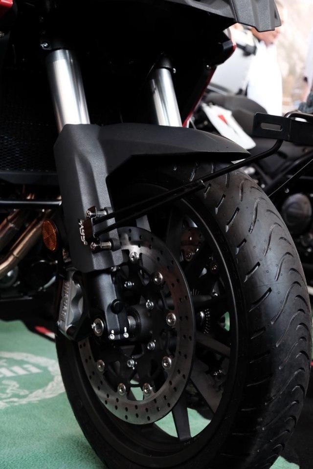 Inilah Harga 3 Motor Benelli yang Meluncur di IIMS MotoBike 2019 (74049)