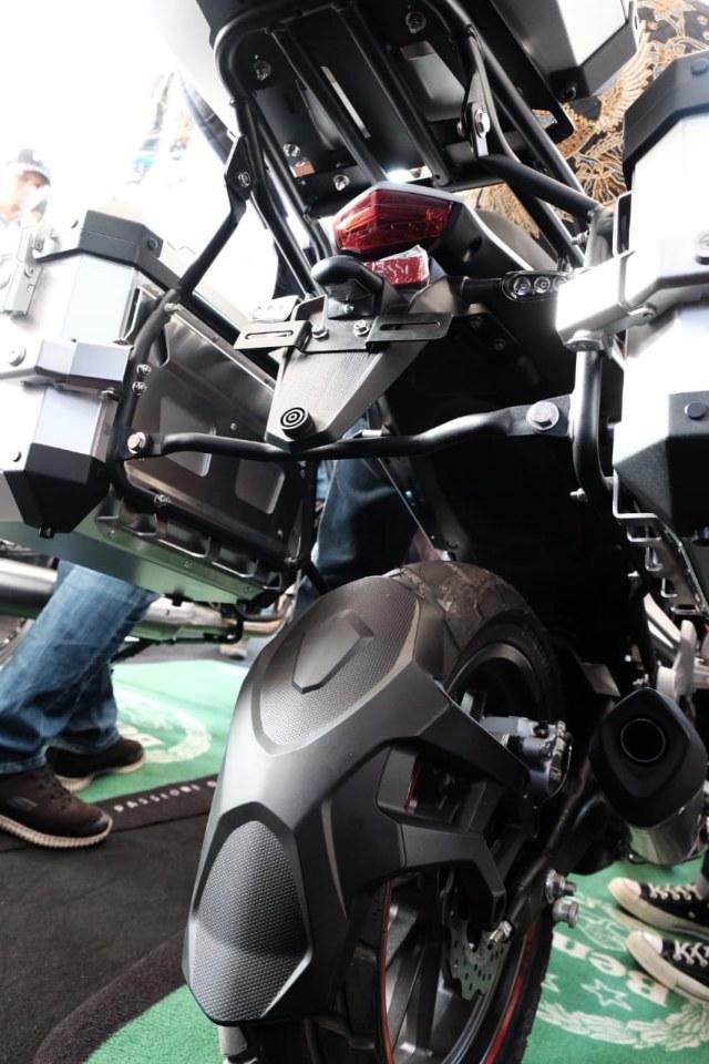 Inilah Harga 3 Motor Benelli yang Meluncur di IIMS MotoBike 2019 (74051)