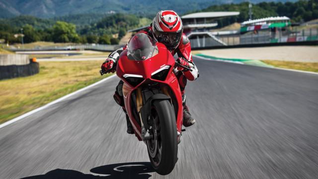 Jegal Ducati, Honda Siapkan Moge Bermesin V4 di 2023, Apa Modelnya? (580259)