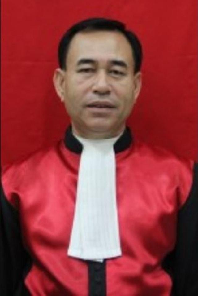 PTR, Hakim PN Medan Jamaluddin yang ditemukan tewas