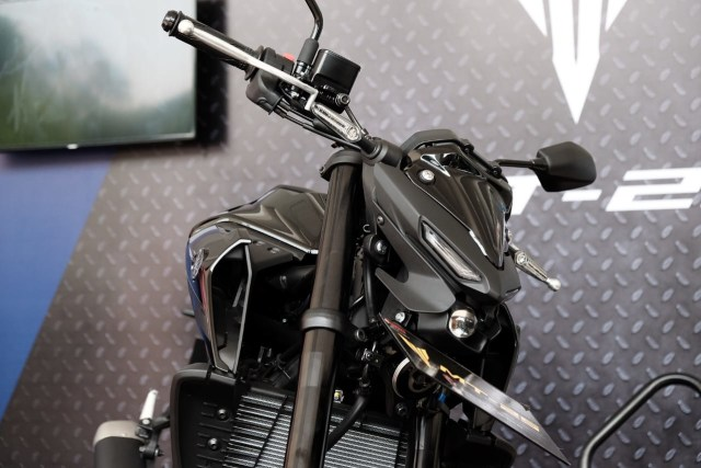 Yamaha MT-25 Facelift Minim Ubahan, Harga Tetap (146278)