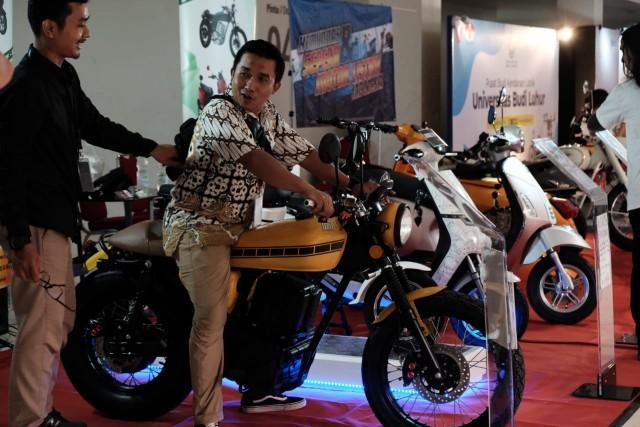 Kemenperin Godok Insentif Buat Industri Sepeda Motor, Harga Jadi Lebih Murah? (140294)