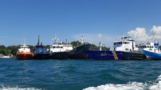 Larangan Mudik, Kapal Wisata Luar Papua Barat Dilarang Masuk Wilayah Raja Ampat (410010)