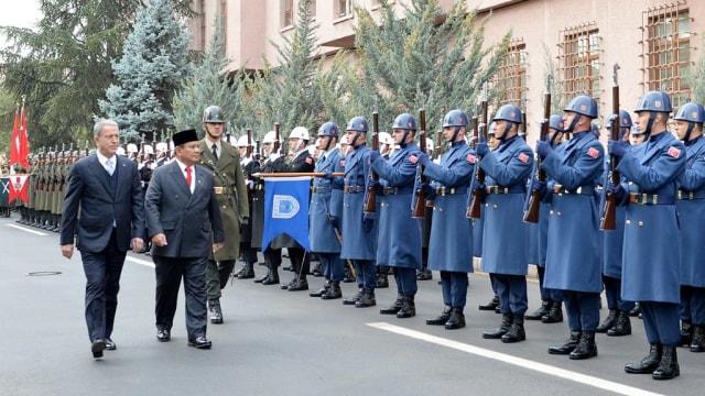 Belum Genap 3 Bulan Jabat Menhan, Prabowo Sudah Melawat ke 7 Negara (39697)