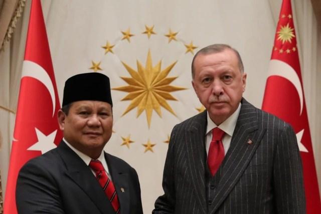 Belum Genap 3 Bulan Jabat Menhan, Prabowo Sudah Melawat ke 7 Negara (39696)
