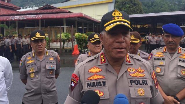 Kapolda Papua soal Penembakan Rombongan TGPF: Jadi Bahan Evaluasi Kami (283584)