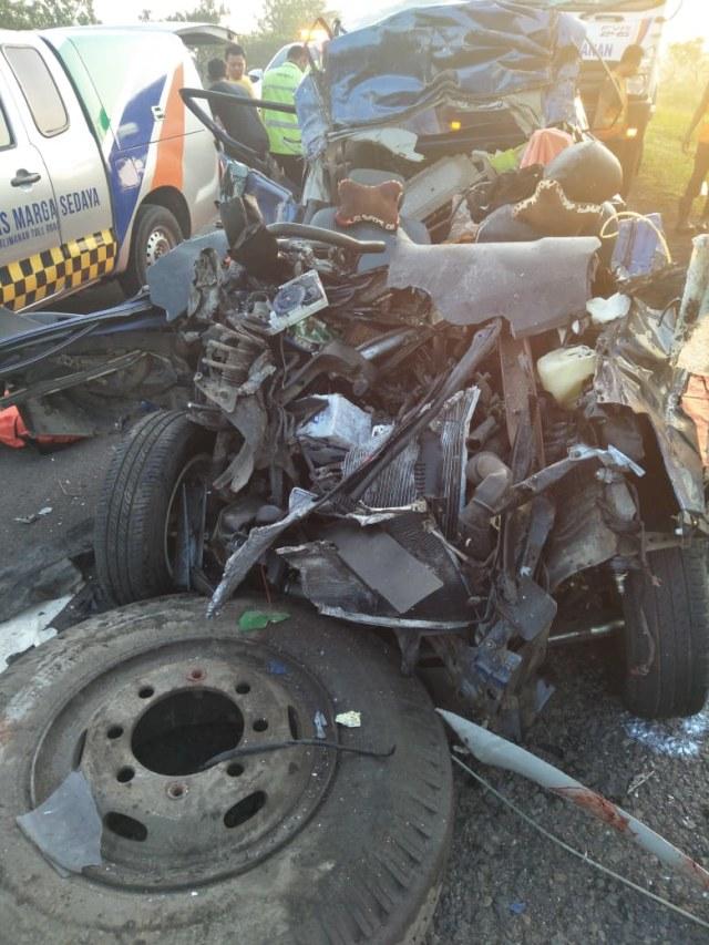 Polisi: Puncak Rawan Kecelakaan di Tol Cipali Terjadi Pukul 05.00 WIB (359206)
