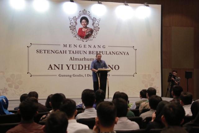 Foto: Mengenang 6 Bulan Wafatnya Ani Yudhoyono (101437)