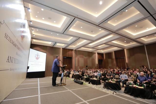 Foto: Mengenang 6 Bulan Wafatnya Ani Yudhoyono (101436)