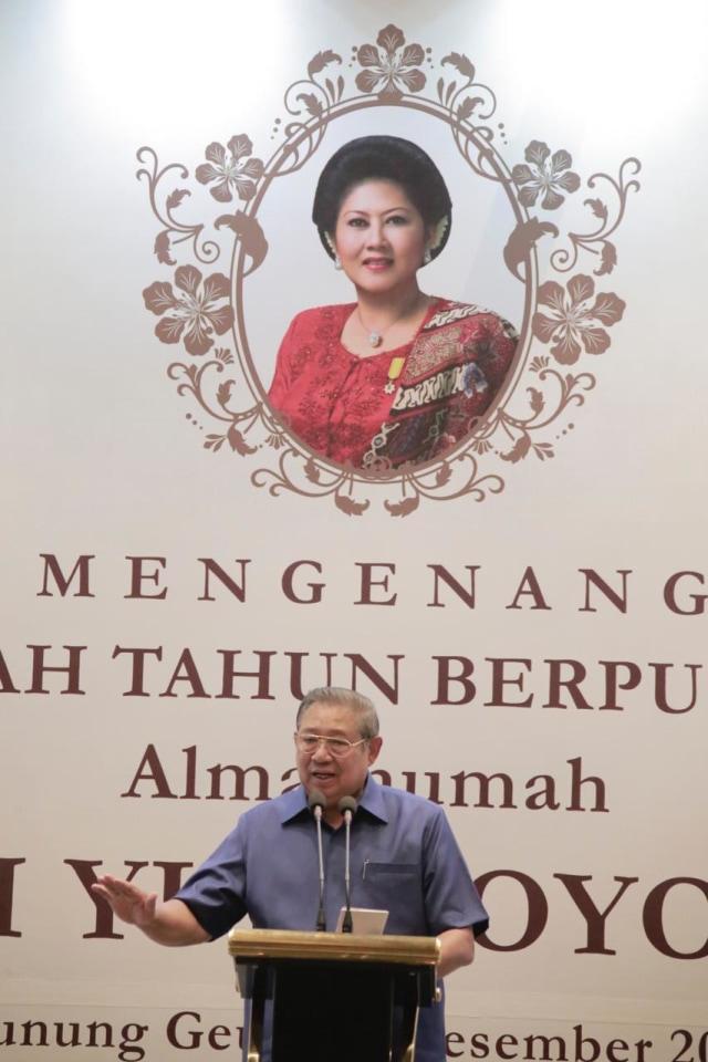 Foto: Mengenang 6 Bulan Wafatnya Ani Yudhoyono (101433)